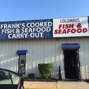 Frank s fish and seafood market 118 photos 135 reviews for Fish market columbus ohio