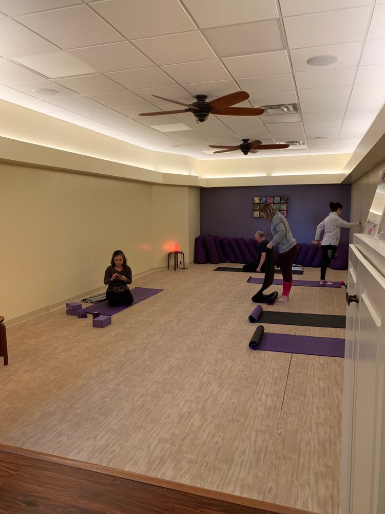 Social Spots from Be Happy Yoga & Salt Cave