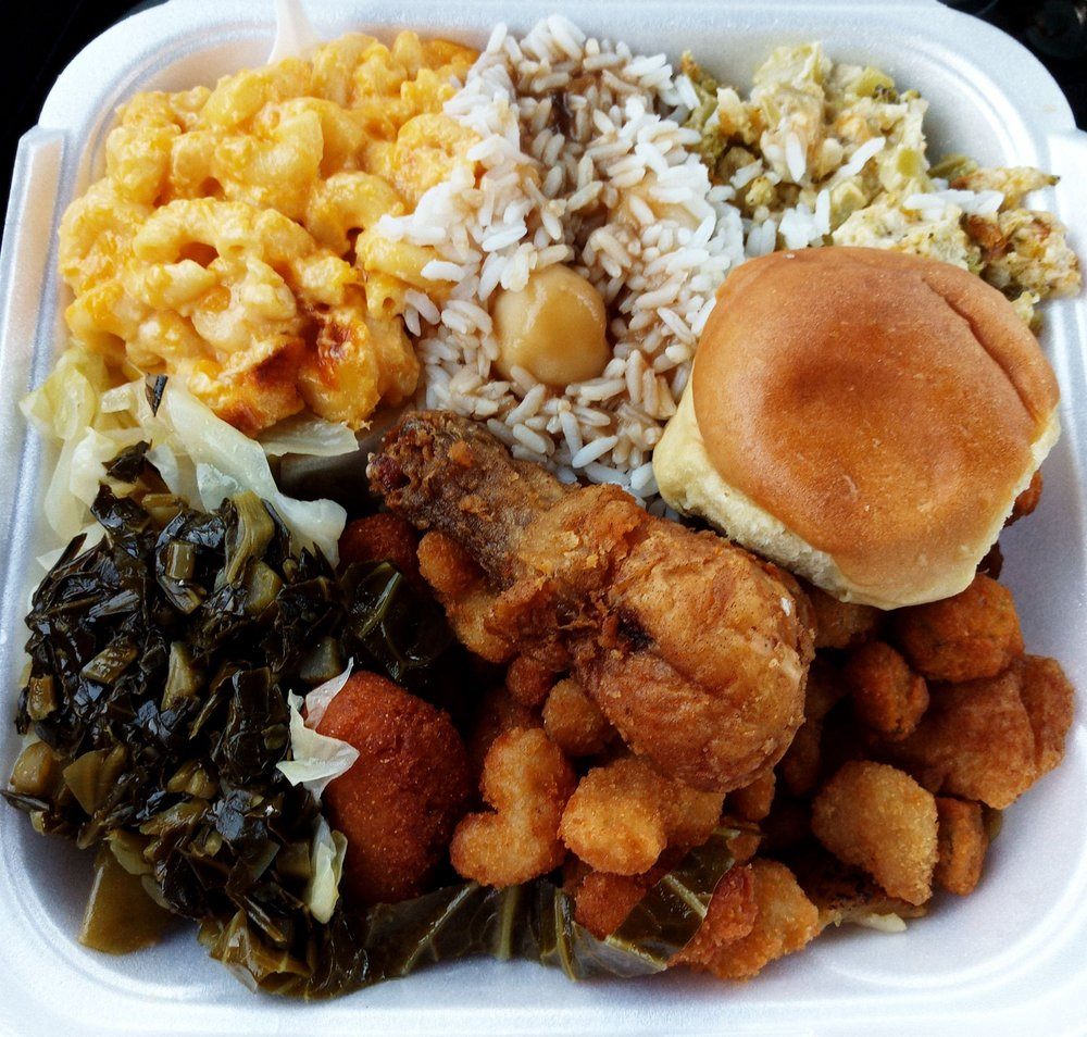 Food from Trotters Restaurant