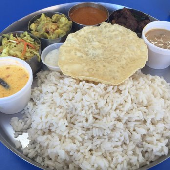 Kerala Kitchen Carrollton Menu
