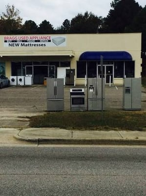 Bragg Used Appliance 7051 Cliffdale Rd Fayetteville, NC