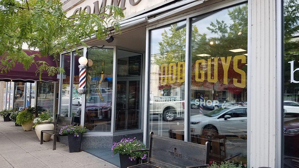 The Good Guys Barbershop: 193 W 1st St, Oswego, NY