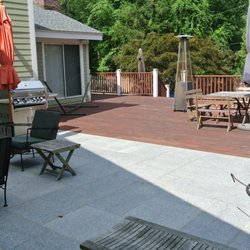 Photo Of Gardel Home Improvement   Westport, CT, United States. Stone Patio  U0026