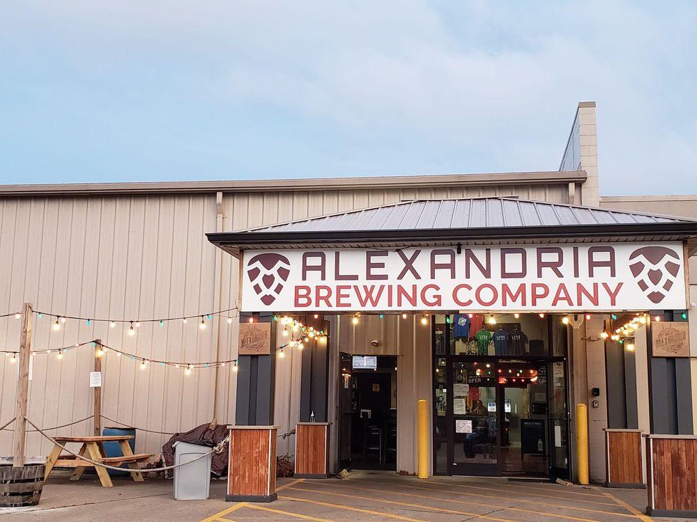 Alexandria Brewing Company: 7926 Alexandria Pike, Alexandria, KY