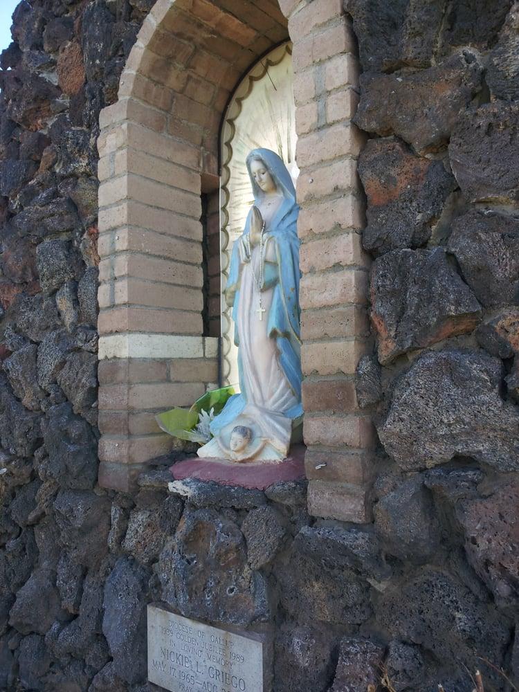 St Theresa's Catholic Church: 400 E High St, Grants, NM