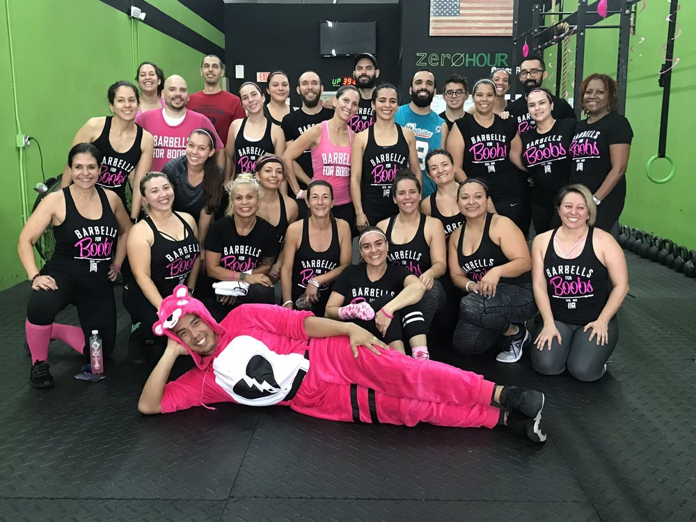 Zero Hour Fitness: 15420 SW 136th St, Miami, FL