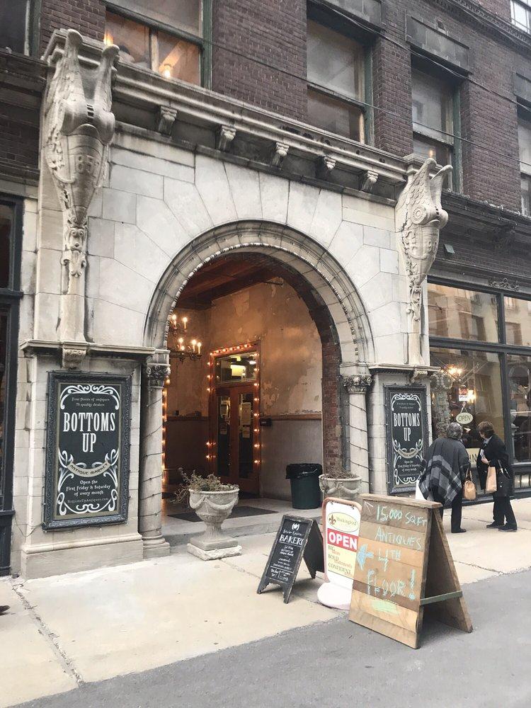 Bottoms Up Antique Market