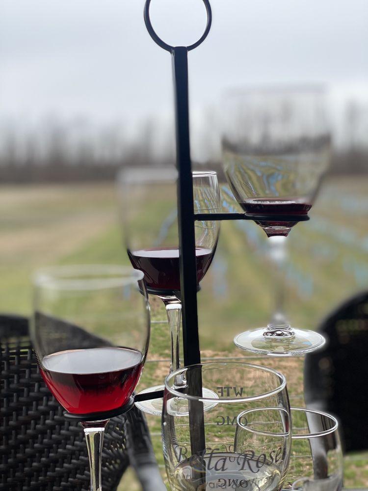 Bella Rose Vineyard & Winery: 1243 Ridge Rd, Lewiston, NY