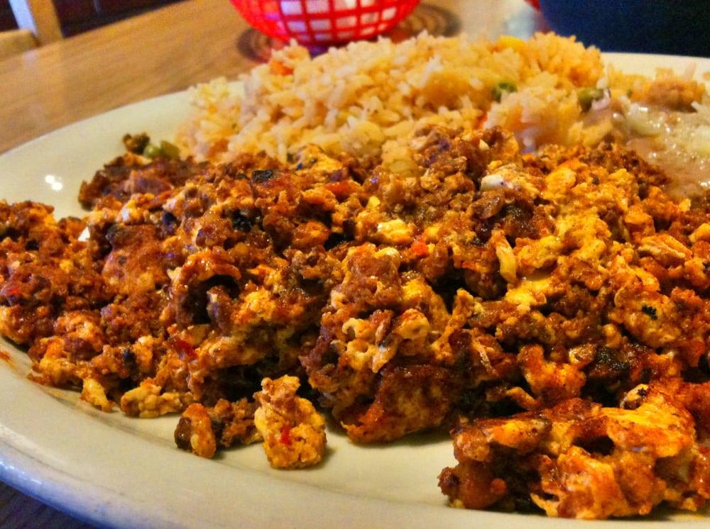 Huevos Rancheros Con Chorizo Chorizo con Hue...
