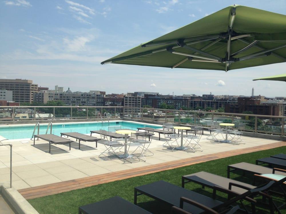 Rooftop Pool Yelp