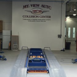 Photo of Mountain View Auto Body - Wayne, NJ, United States. One of