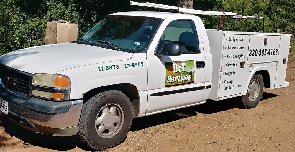 D&T Services: 2221 Stone Wood Ln, Kingsland, TX