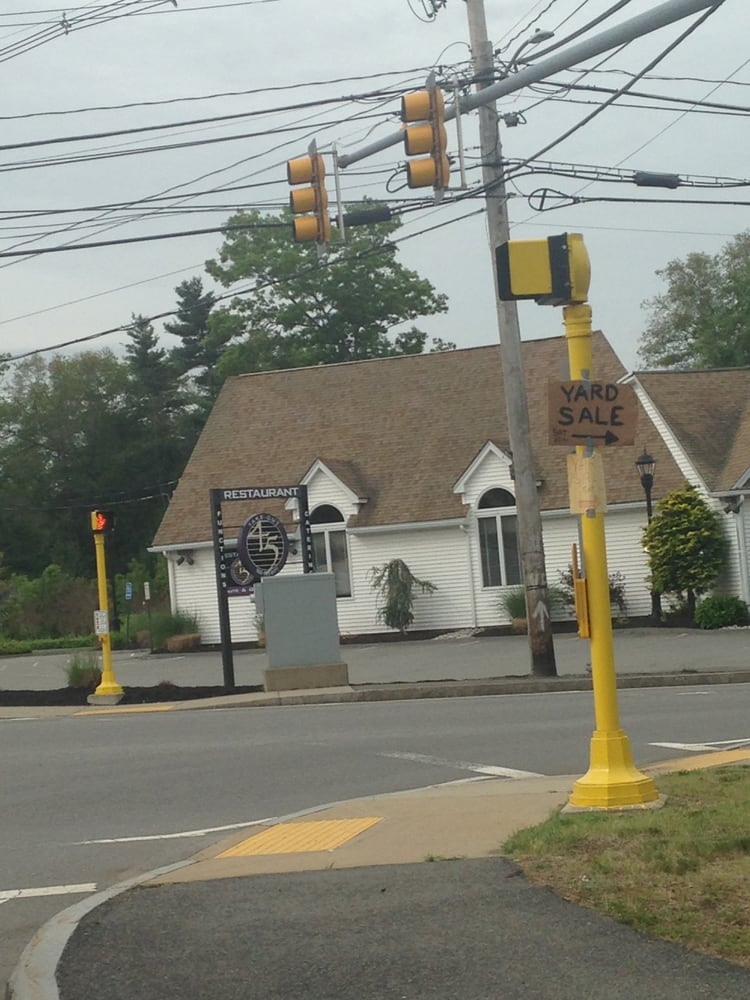 Restaurant 45 Ord Street Route 109 Medway Sign