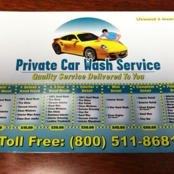 Car Wash Coupons Long Beach Ca