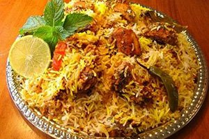 Hyderabadi Biryani Corner: 2415 Centreville Rd, Herndon, VA