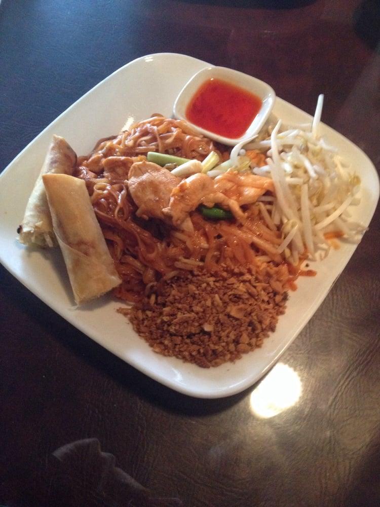 Mai Thai Restaurant Niagara Falls