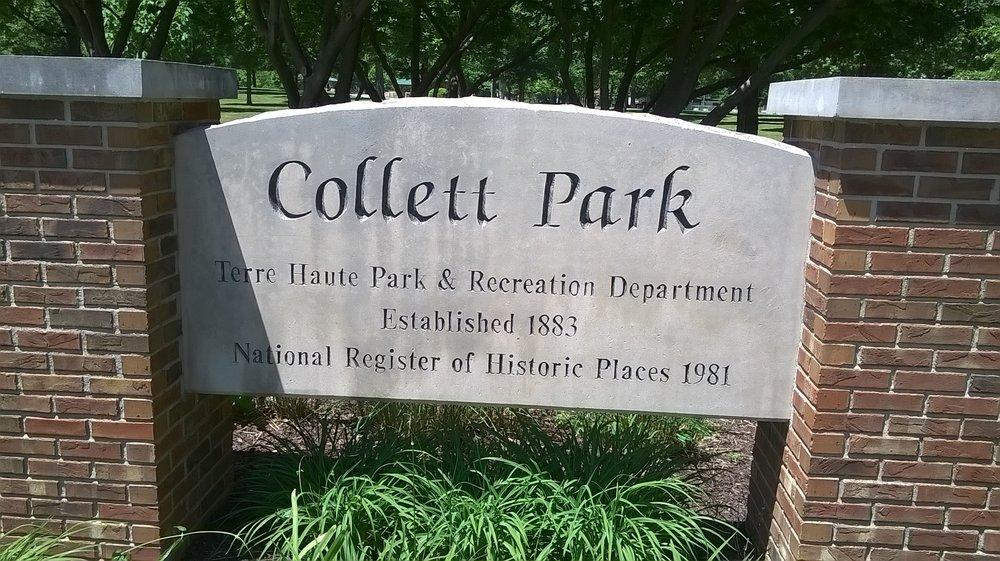 Collett Park: 2201 N 7th St, Terre Haute, IN