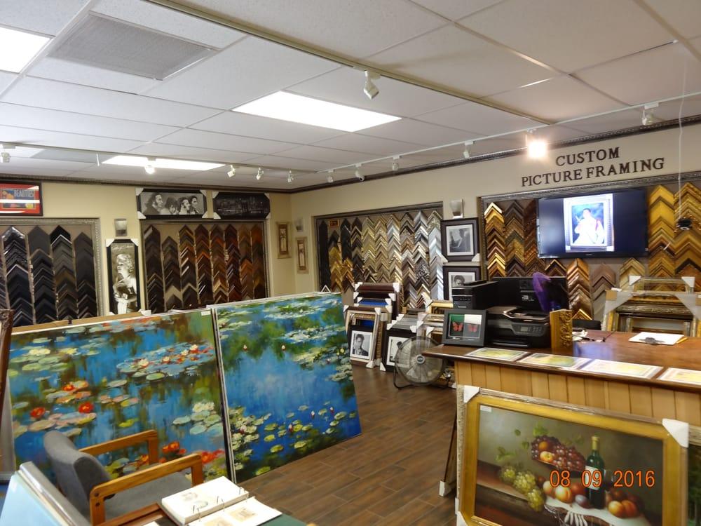 LA Framing Wholesaler: 321 N Azusa Ave, Azusa, CA
