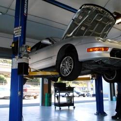 Photo Of Steveu0027s Auto Care   El Cerrito, CA, United States. Modernized  Service