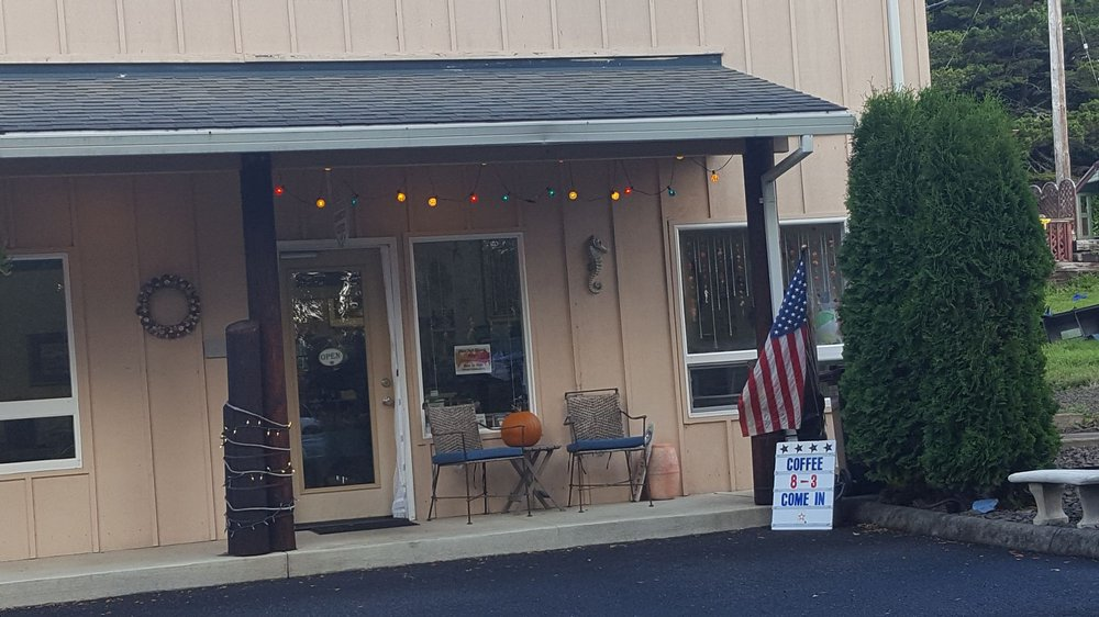 Seaworthy Coffee And Gifts: 1355 Phelps St, Netarts, OR