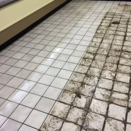 Photo Of Floor Doctor   McGregor, TX, United States. Tile And Grout Clean