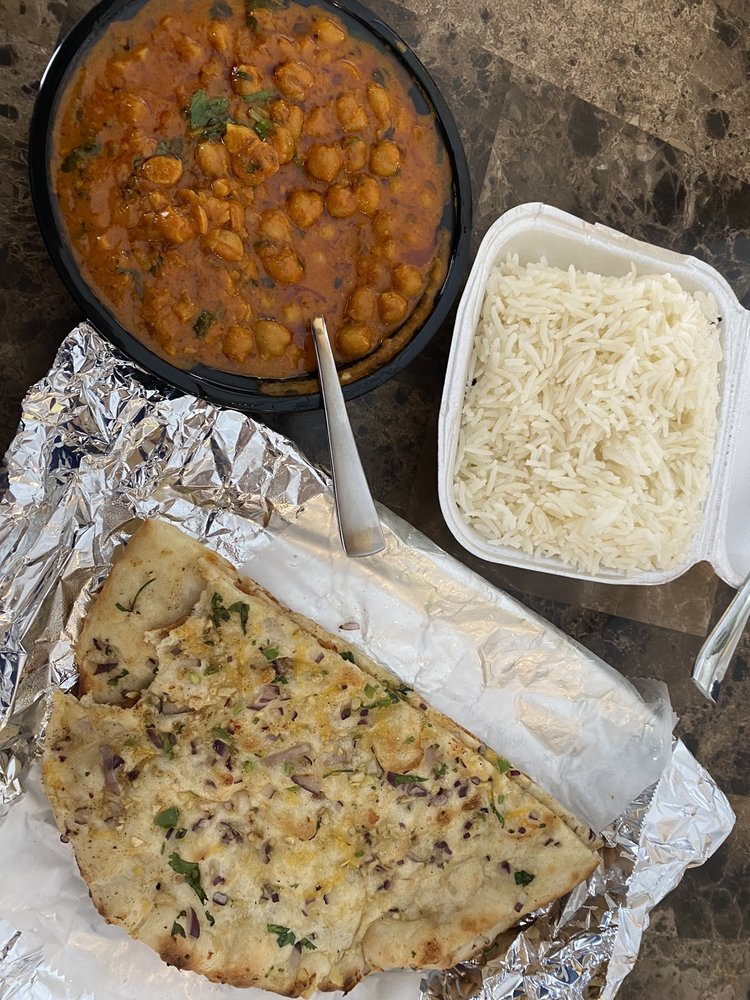 Food from The Indian Kitchen