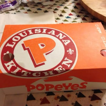 Popeyes Louisiana Kitchen popeyes louisiana kitchen - 23 photos & 27 reviews - fast food