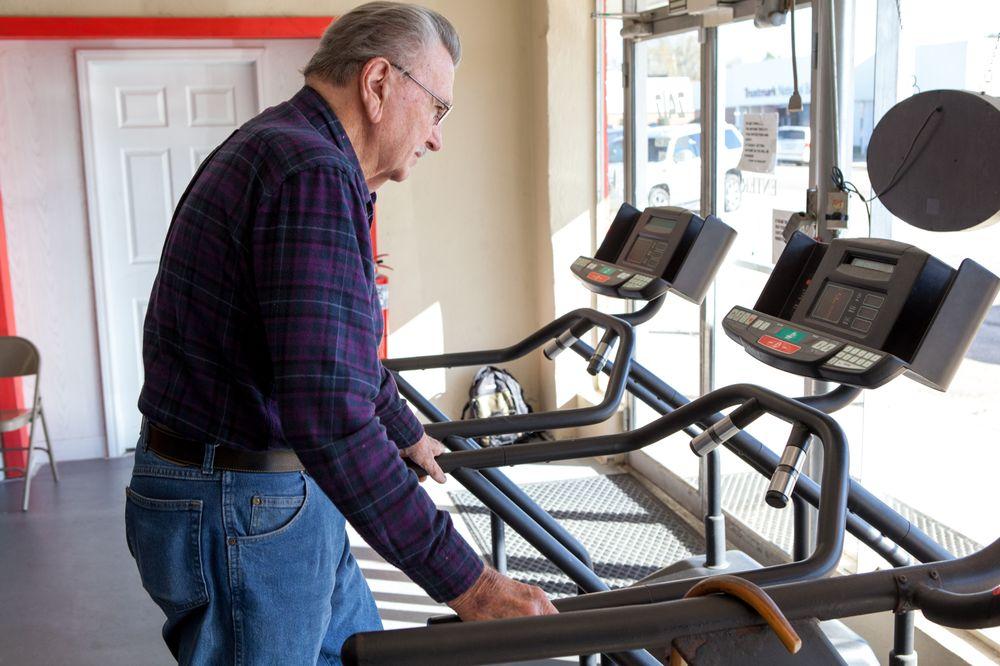 Velocity Fitness: 315 Main St, Taylorsville, MS