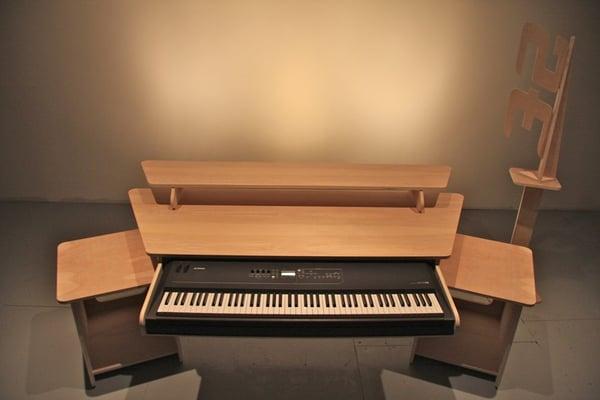 music production desk yelp. Black Bedroom Furniture Sets. Home Design Ideas