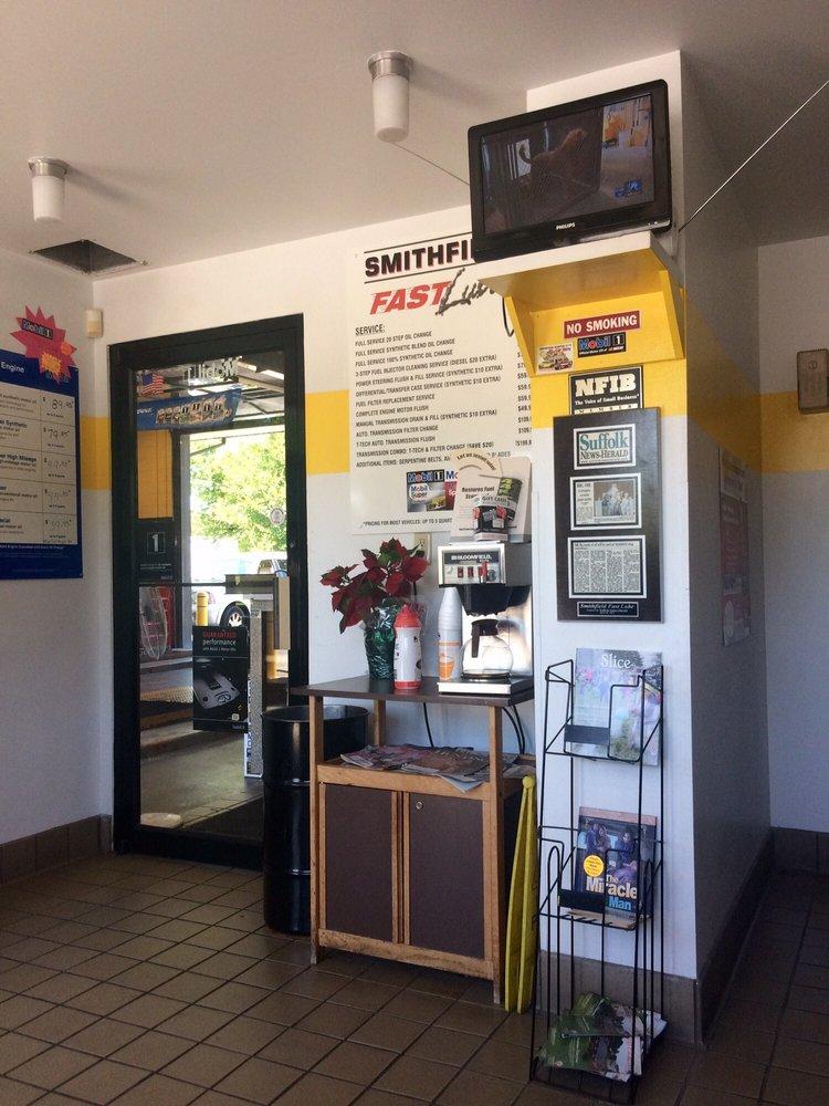 Smithfield Fast Lube: 18477 Canteberry Ln, Smithfield, VA