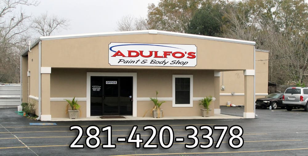 Adulfos Paint & Body: 1415 Massey Tompkins Rd, Baytown, TX