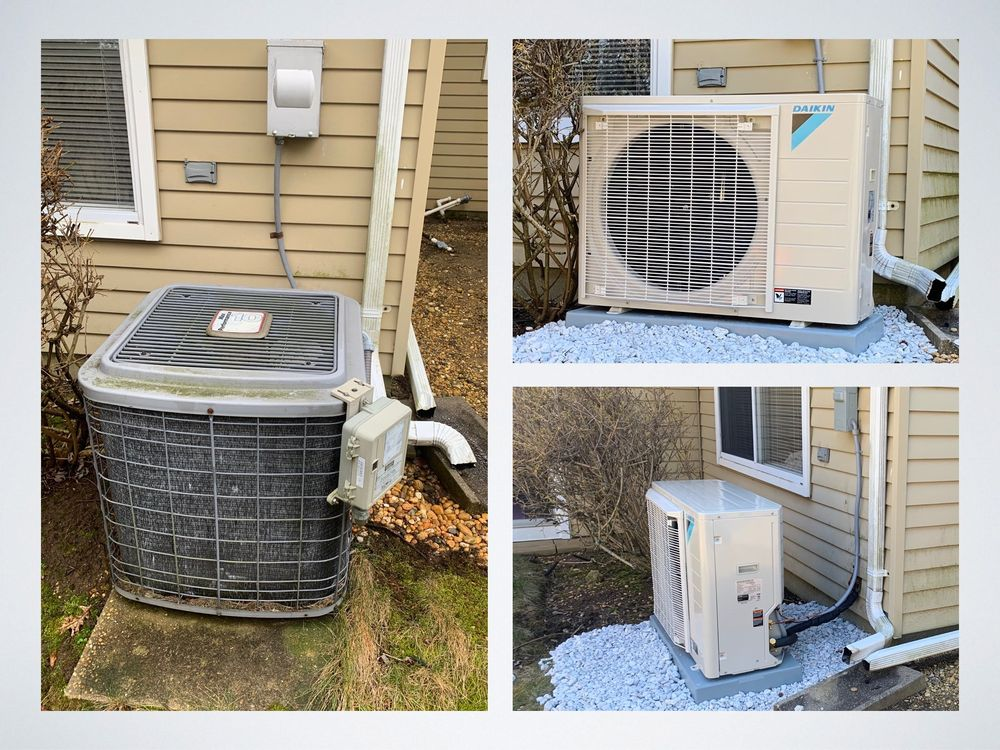 R.A. Nichols Plumbing, Heating & Air: 13 Lake Ave, Helmetta, NJ