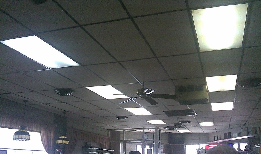 Photo Of Tom S Family Restaurant Homewood Il United States Broken Ceiling Fan