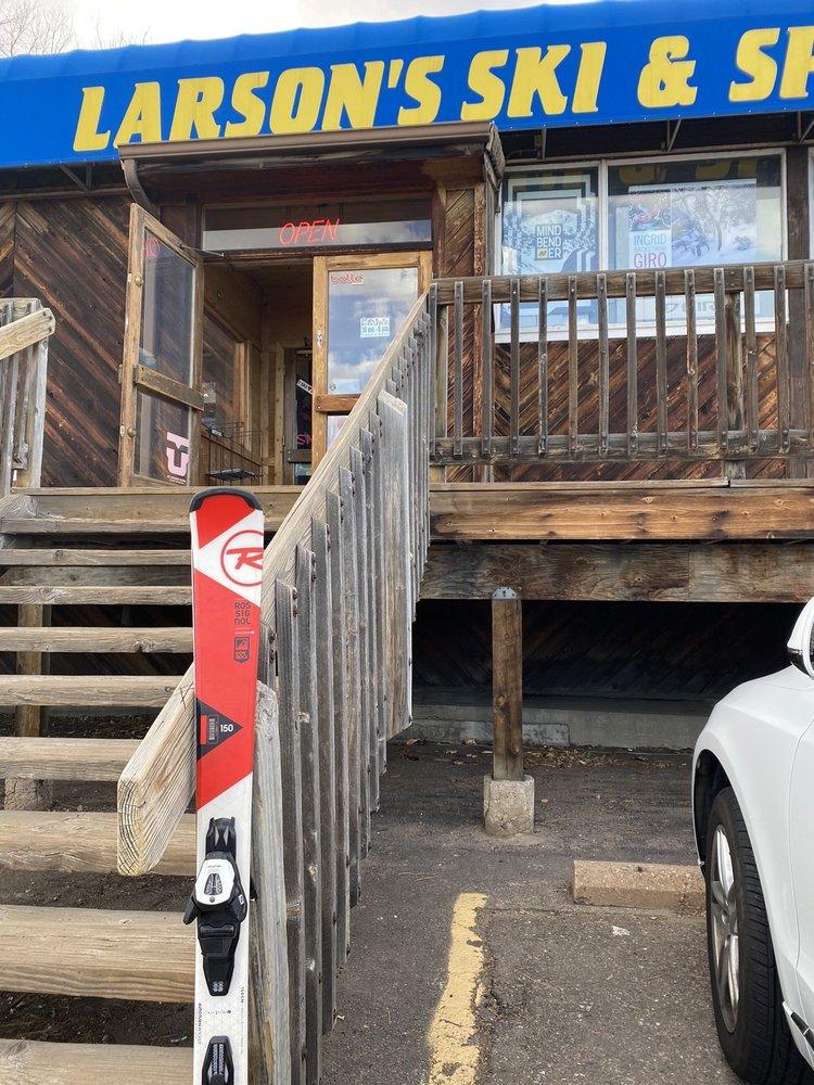 Larson's Ski & Sport: 4715 Kipling St, Wheat Ridge, CO