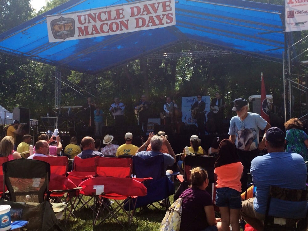 Uncle Dave Macon Days: 312 S Front St, Murfreesboro, TN