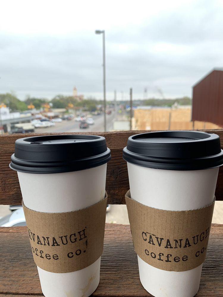 Cavanaugh Coffee: 807 Main St, Bandera, TX