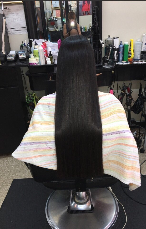 Keratin treatment yelp for A creative touch beauty salon