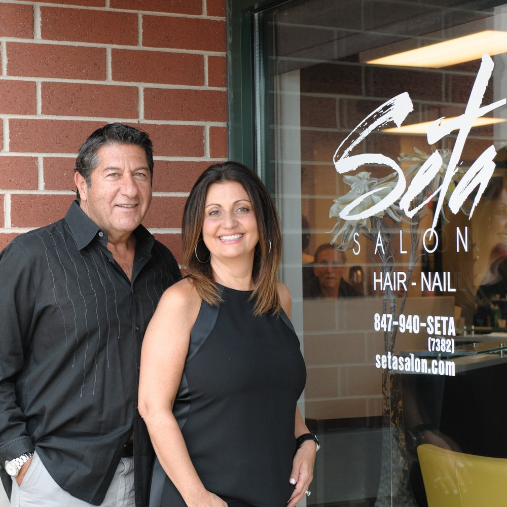 Seta Salon: 655 Deerfield Rd, Deerfield, IL