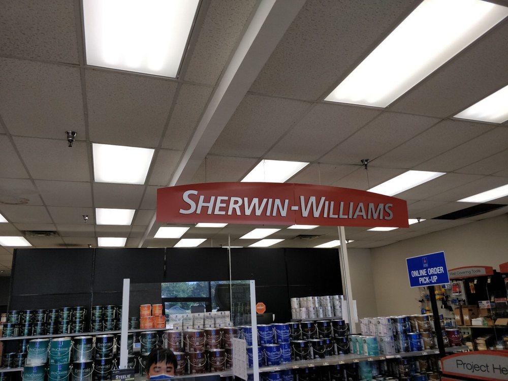 Sherwin-Williams Paint Store: 26021 Ridge Rd, Damascus, MD