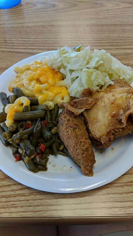 Food from Julia's Restaurant