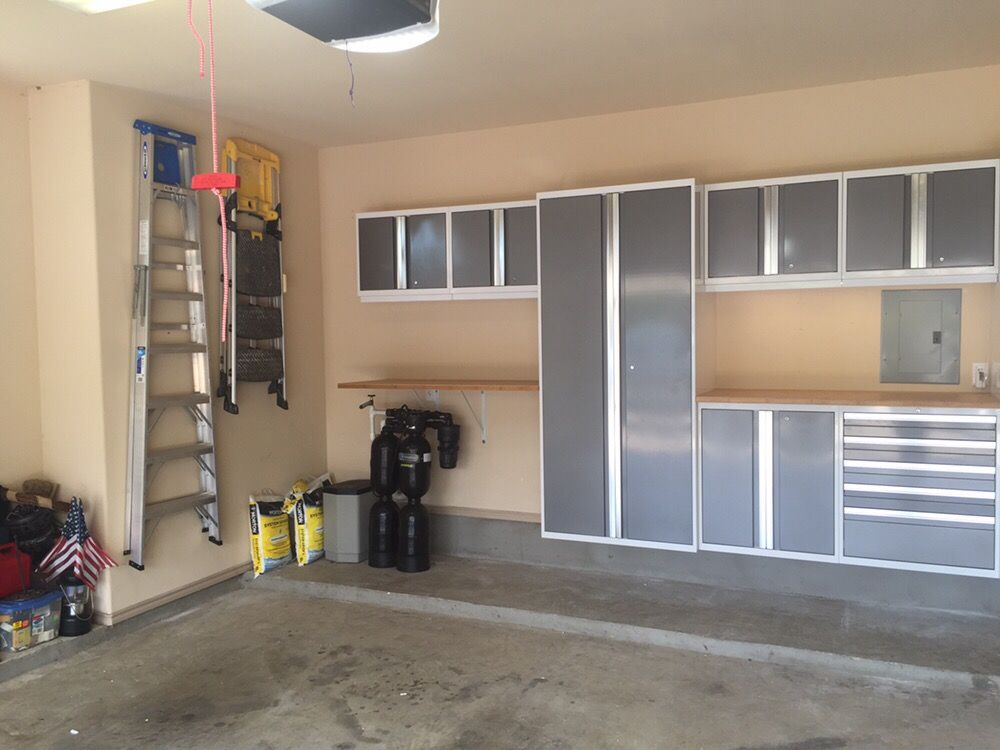 garage storage newage for the watch cabinets cheap cabinet hqdefault youtube