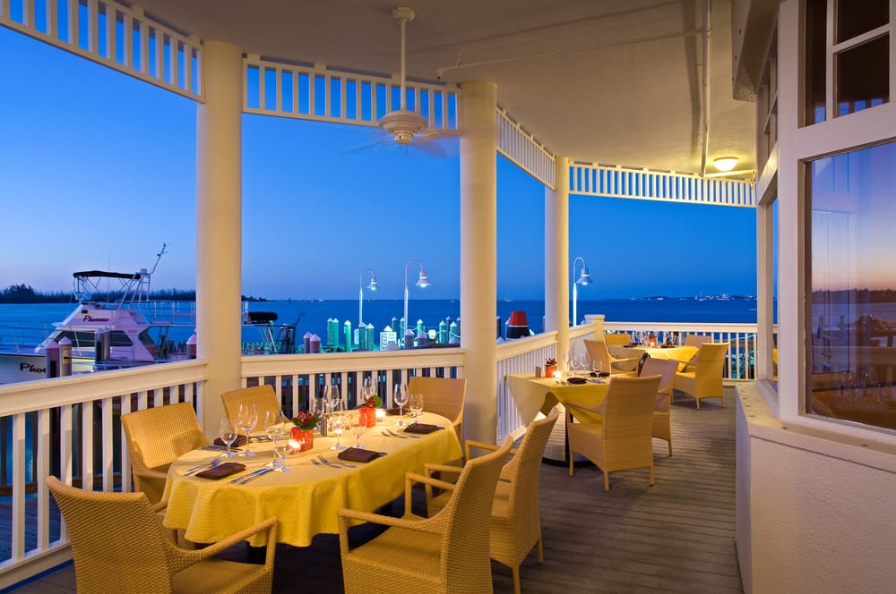 SHOR American Seafood Grill: 601 Front St, Key West, FL