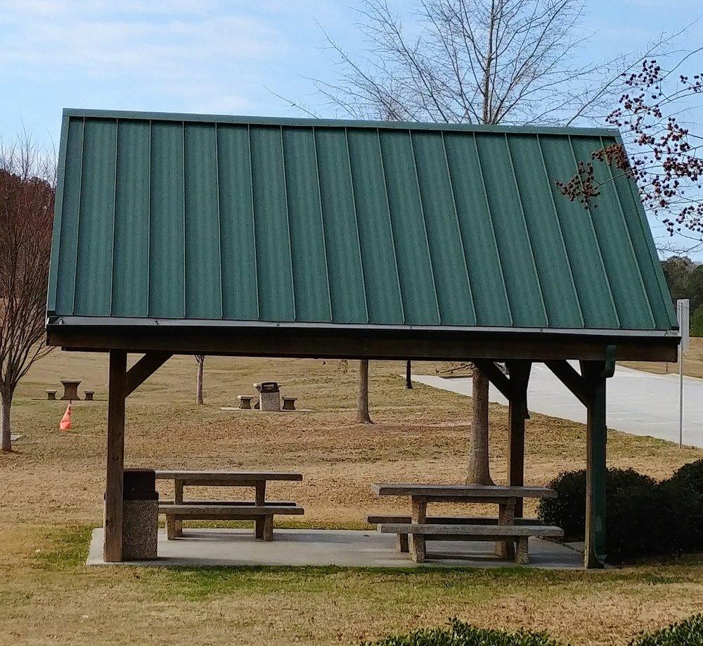 I-20 Westbound Rest Area: I-20 Mile Marker 93, Lugoff, SC