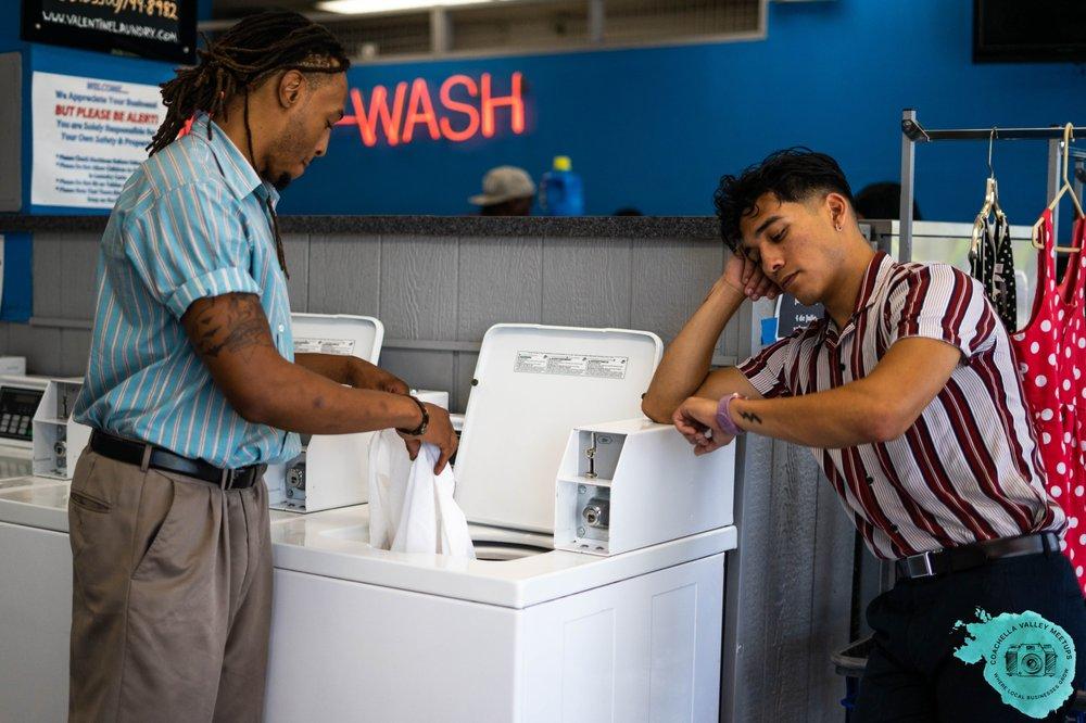 Valentine Laundry