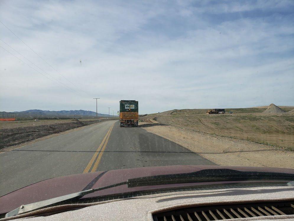 Ridgecrest Landfill: 3301 Bowman Rd, Ridgecrest, CA