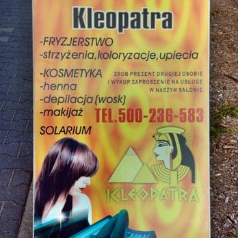 Salon Fryzjerski Kleopatra Fryzjer Mieszka I 4 Sulechów Numer