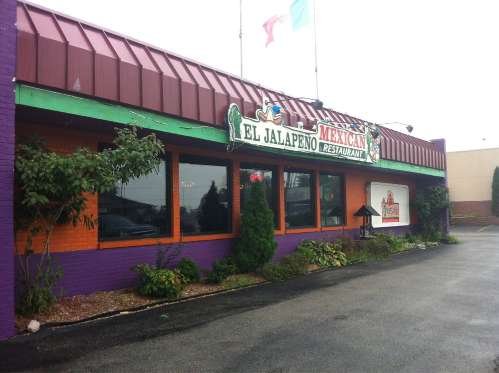 El Jalapeno: 101 Leigh Ave, Anna, IL