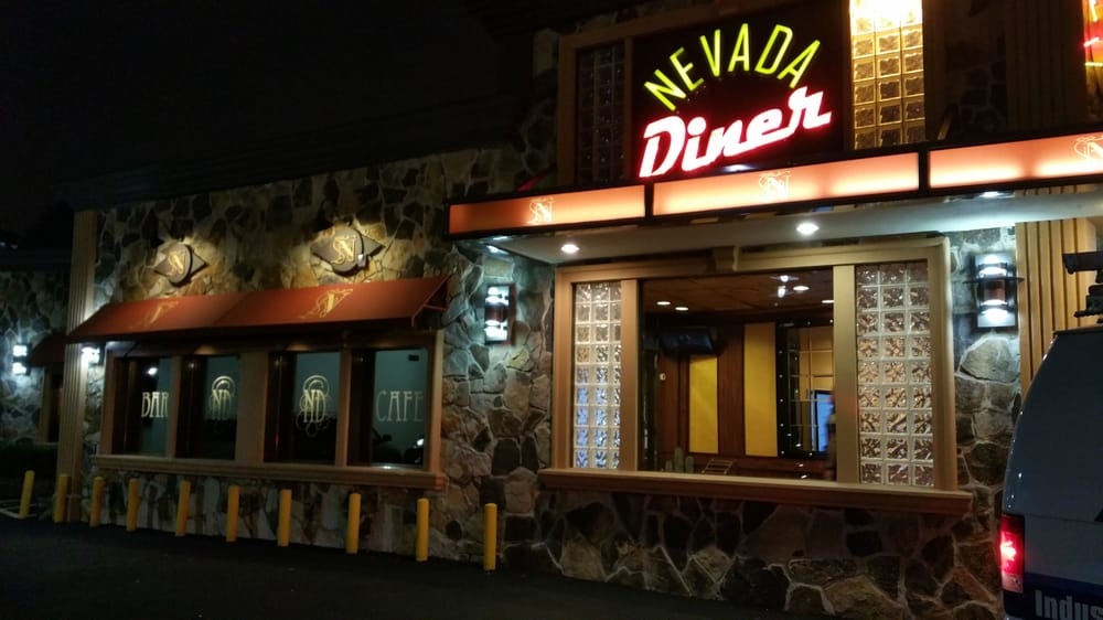 Nevada Diner Restaurant Bloomfield Menu