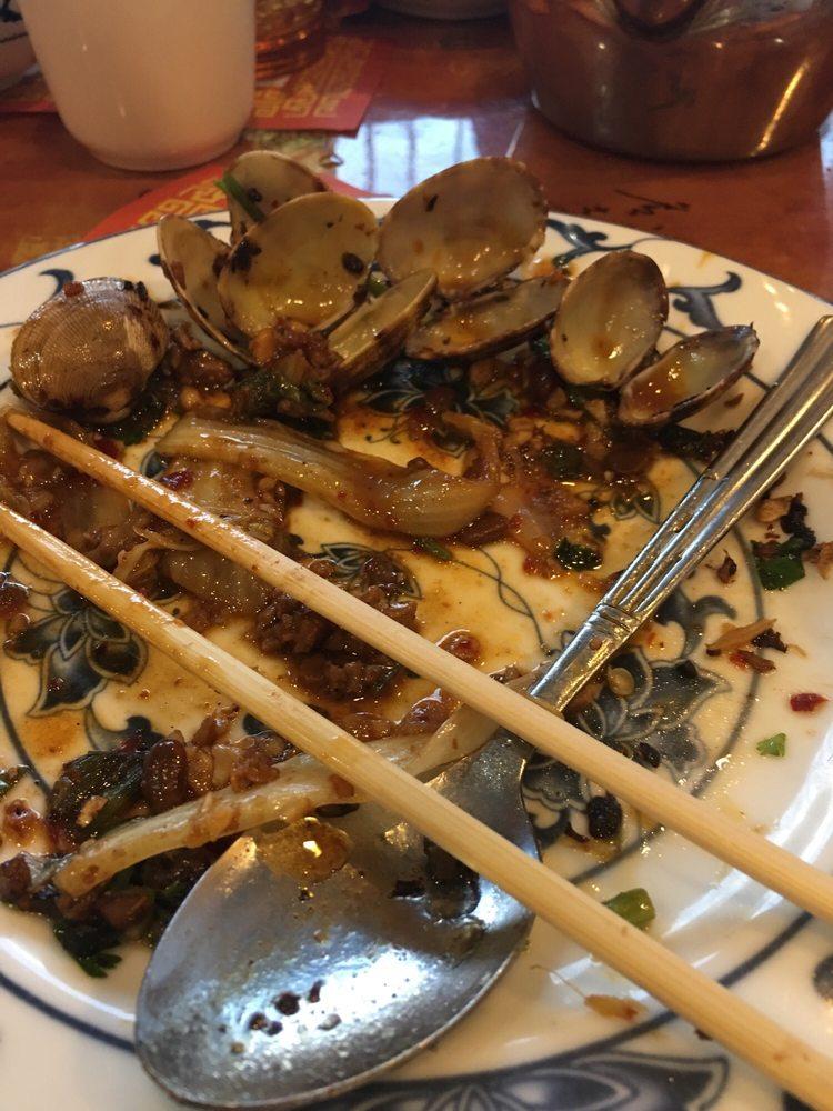 Food from China Lake Restaurant