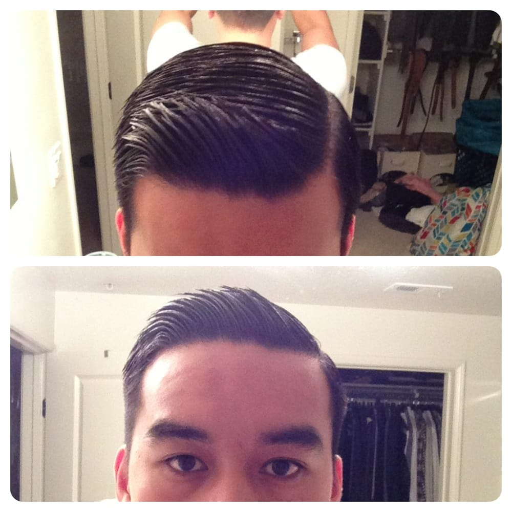 Comb over cut by tg highly recommended yelp for 18 8 salon irvine